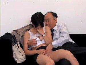 Jap adorable obtiene golpe en spy cam
