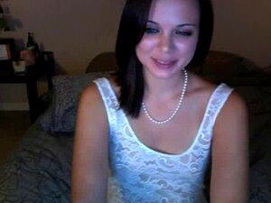 chica Webcam Teen se masturba en el