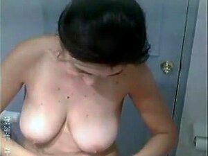 Punjabi madure Aunty Shower, Maduras punjabi aunty
