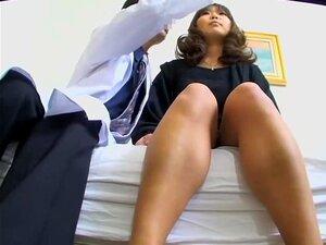 Voyeur gratis video con kinky médico duro