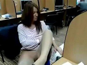 Webcam de caf intermitente
