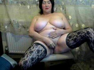 Abuelita en el Webcam R20
