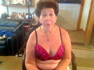 Masturbaciones de abuela coño y culo por cam