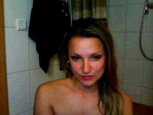increíble niña toma una en webcam, chicas