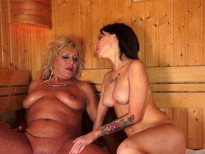 Sex nackt sauna How to