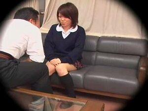 Japonés de aspecto agradable obtiene su coño