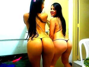 topless chicas bailar n tease por webcam