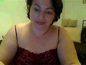 Esposa amateur de culo gordo charlas en su vestido