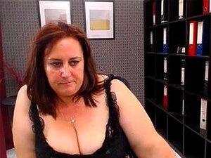 Maduras sexo show por una puta gordita con