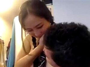 Chica webcam de Femdom cara de se