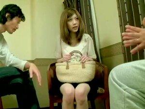 Jap rubia monta para un creampie en Japon